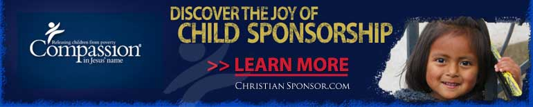 Sponsor Children Ministry